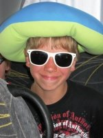 Lukas will Strandprinzessin werden