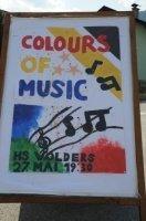 Die künstlerische Gestaltung des Plakats stammt von David Ratz 2B