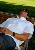 Unser Chauffeur Hannes kennt die Strecke im Schlaf ...